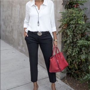 Pants - Black slacks casual women's pants